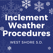 inclement weather procedures