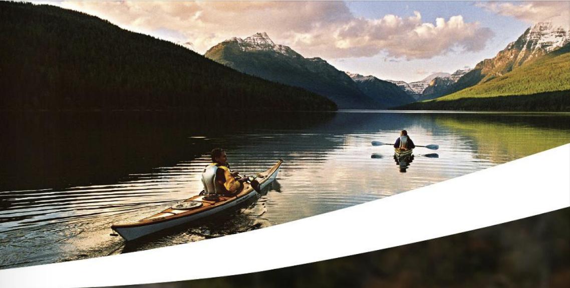 Paddling Kayaks