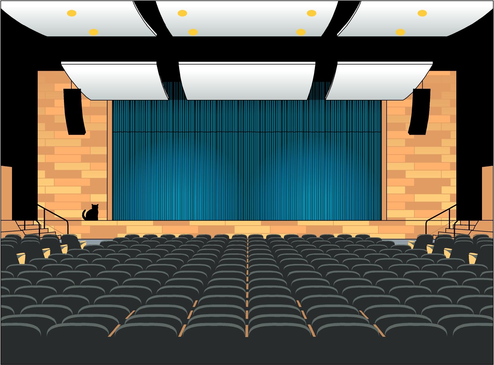 Auditorium - Front
