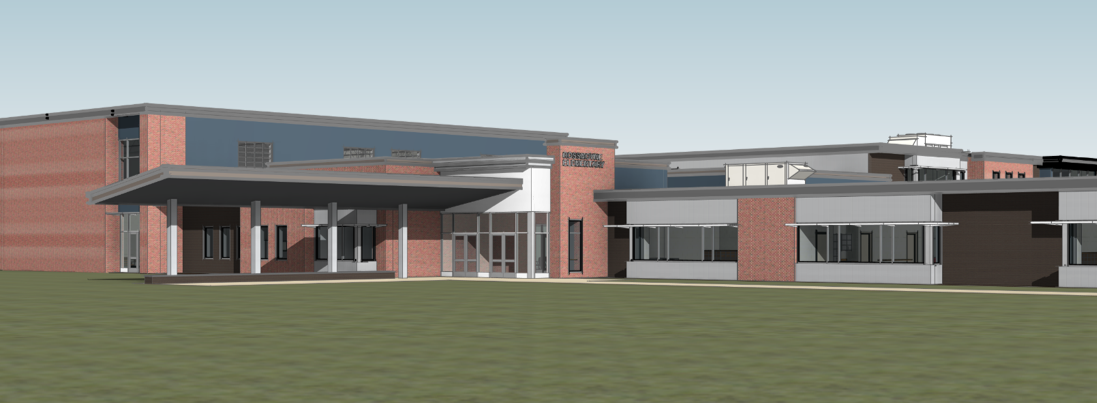 Proposed Rossmoyne Elementary School Pictured