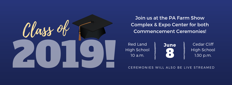 Graduation June 8