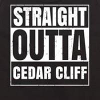 straight outta cedar cliff
