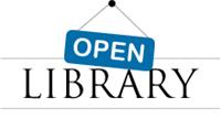 library open logo