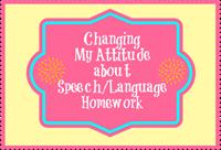 Speech Homework Saying