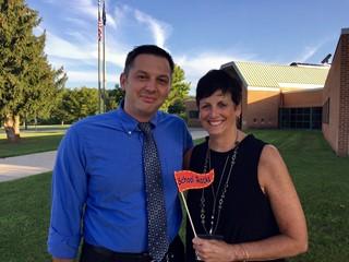 Mr. Flohr & Mrs. Wagner