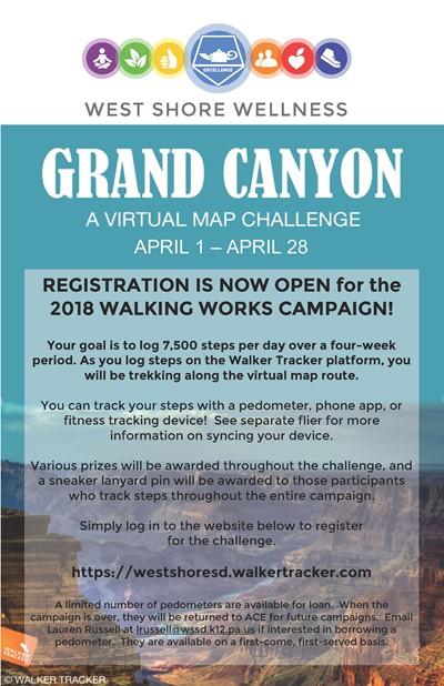 Grand Canyon Challenge