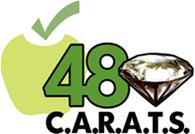 48 CARATS logo
