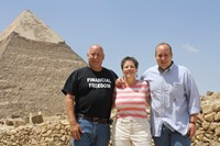 picture of my family in Egypt